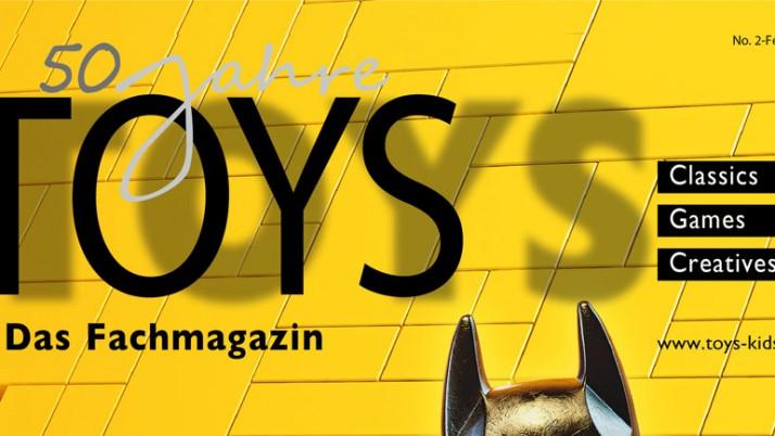 TOYS Magazin – Spielwarenmesse 2017 toys fair – Nurmberg